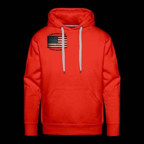 FLAG1 - Men's Premium Hoodie