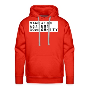 Campaign Against Conformity - Men's Premium Hoodie