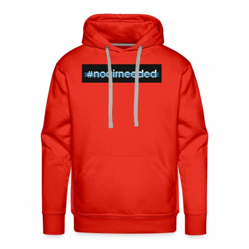 No Air Needed - Men's Premium Hoodie