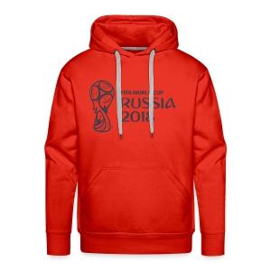 World Russia 2018 - Men's Premium Hoodie