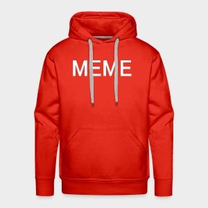 MEME - Men's Premium Hoodie