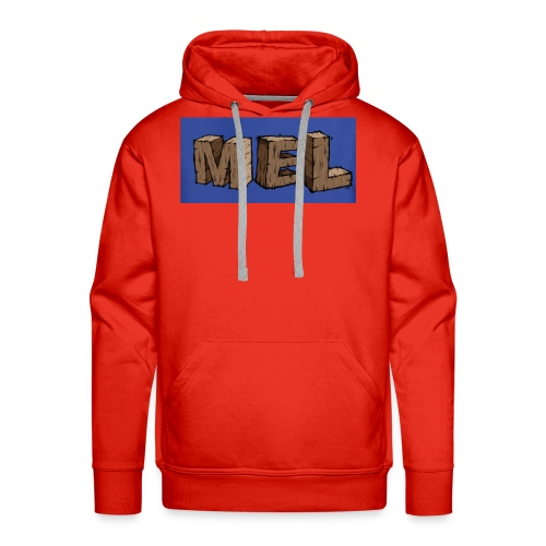 MEL MERCH - Men's Premium Hoodie
