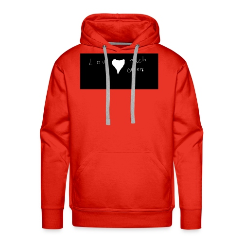 LOVE PEOPLE - Men's Premium Hoodie