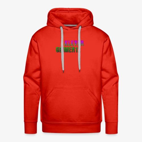 Sin ser1 - Men's Premium Hoodie