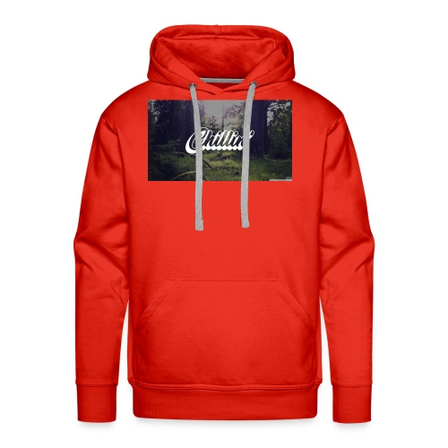 Chillin' Forest - Men's Premium Hoodie