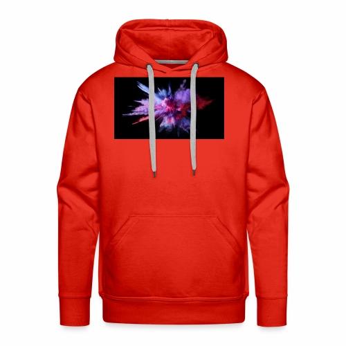 Explosion - Men's Premium Hoodie