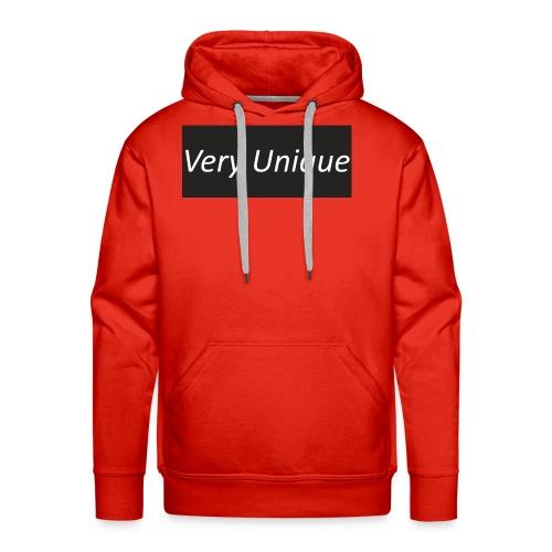 Very Unique - Men's Premium Hoodie