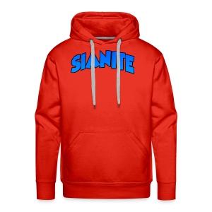 SIANITE SHIRT LOGO - Men's Premium Hoodie