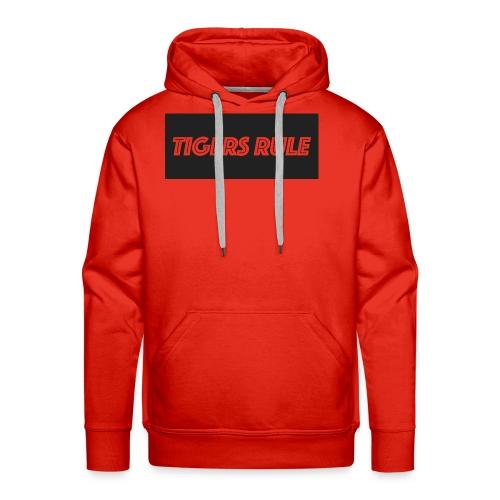 TIGERS RULE - Men's Premium Hoodie