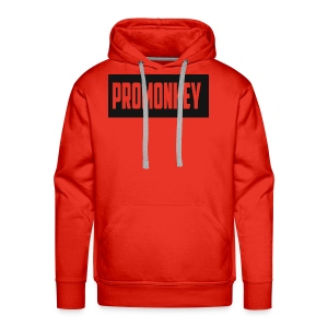 ProMonkey Logo - Men's Premium Hoodie