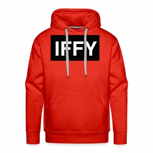 """IFFY"" Nickname - Men's Premium Hoodie"