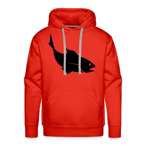 Fish - Men's Premium Hoodie
