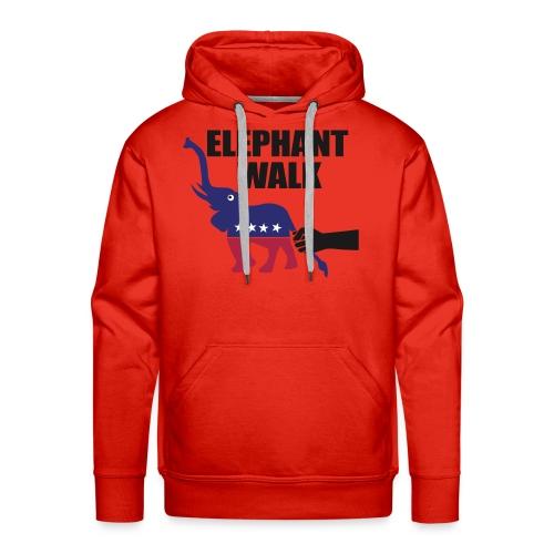 Elephant Walk - Men's Premium Hoodie