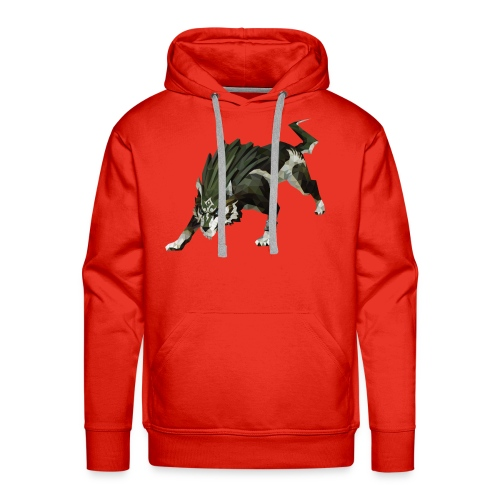Wolf Promo - Men's Premium Hoodie