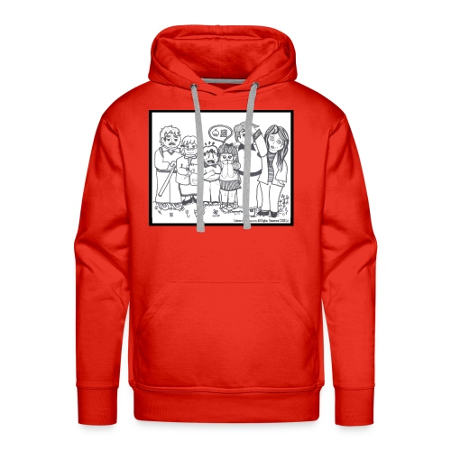 The Extreme Dieters - Men's Premium Hoodie