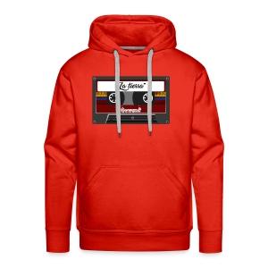 cassette la tierra - Men's Premium Hoodie