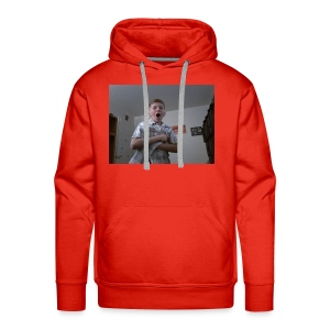 Xavier bongo hoodie/ wow - Men's Premium Hoodie