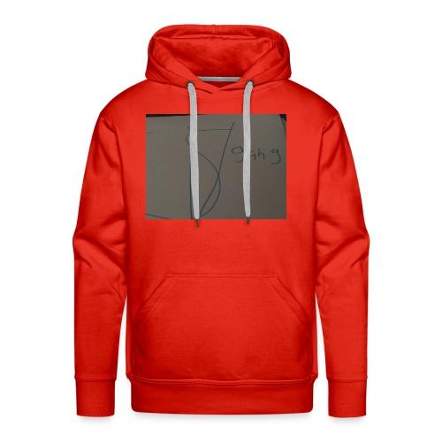 Sv gang kids hoodie - Men's Premium Hoodie