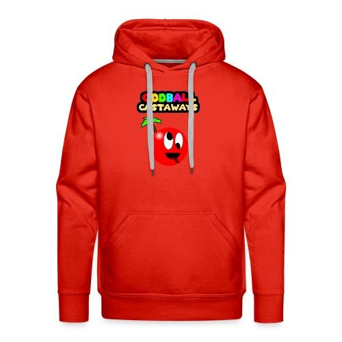 Oddball Mascot and Logo - Men's Premium Hoodie