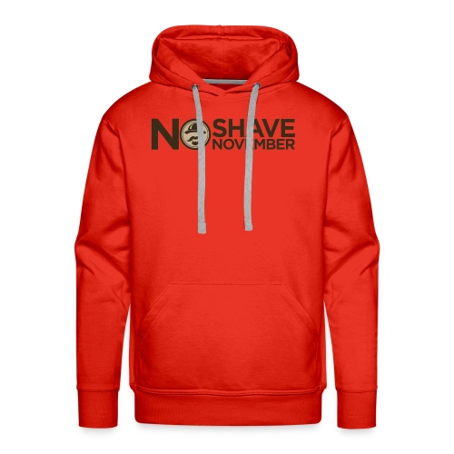 No shave November - Men's Premium Hoodie