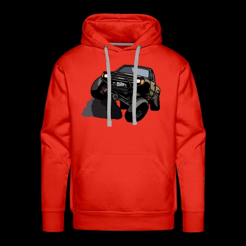 The Jalopy No BG - Men's Premium Hoodie