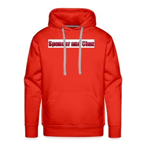 Spencer and Chaz - Men's Premium Hoodie
