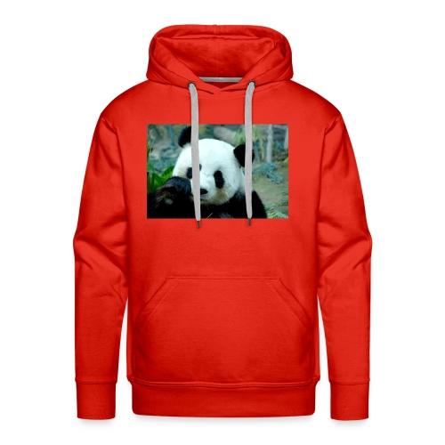 Panda lovers - Men's Premium Hoodie