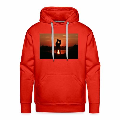 its valentine - Men's Premium Hoodie