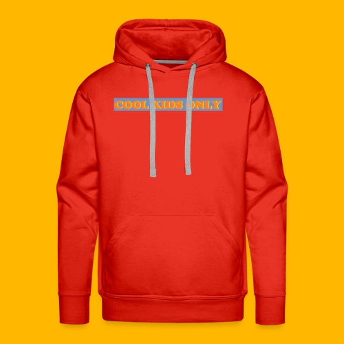 Cool Kids Only Bogo Edition - Men's Premium Hoodie
