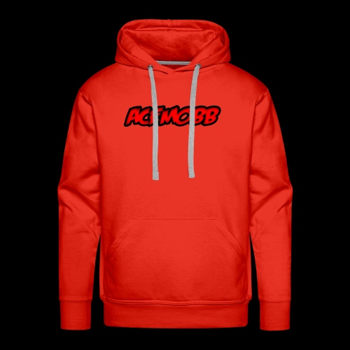 AceMobb Logo - Men's Premium Hoodie