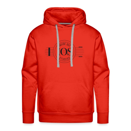 Inside Out logo - Men's Premium Hoodie