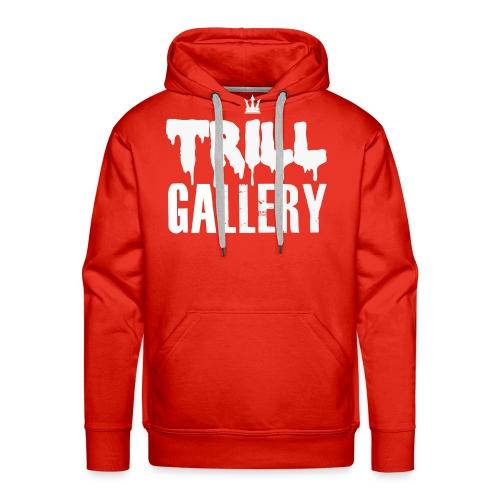 Trill Gallery Main Logo - Men's Premium Hoodie