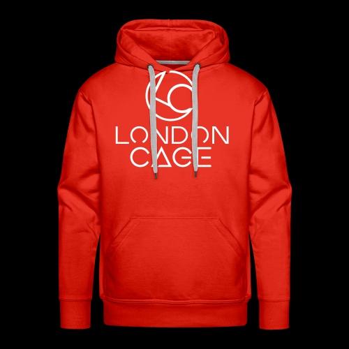 London Cage Logo - Men's Premium Hoodie