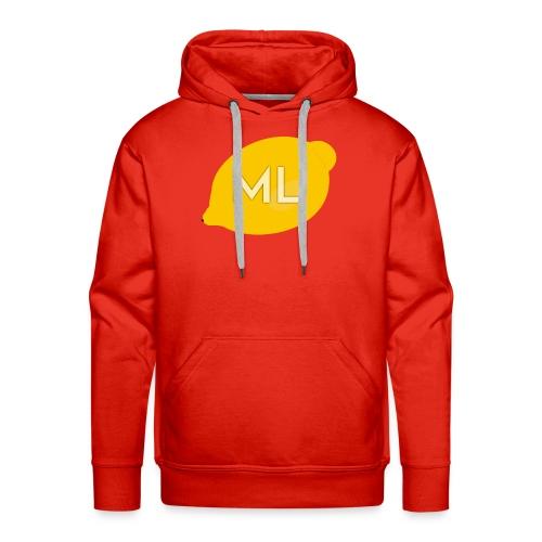 Mad Lemons Logo - Men's Premium Hoodie