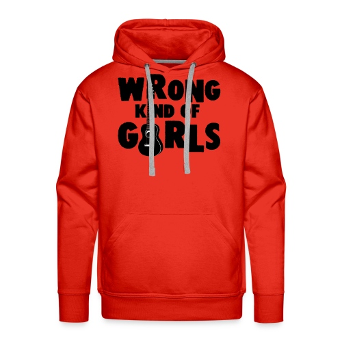 Wrong Kind of Girls - Men's Premium Hoodie
