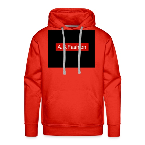 new a.b.fashion limited edition fashion product - Men's Premium Hoodie