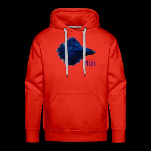 Nick Fish - Men's Premium Hoodie