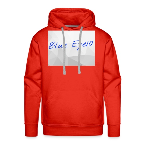 Blue Eye10 - Men's Premium Hoodie