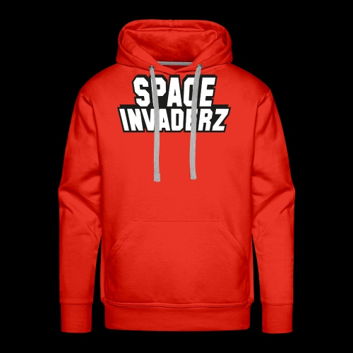 Space Invaderz - Men's Premium Hoodie