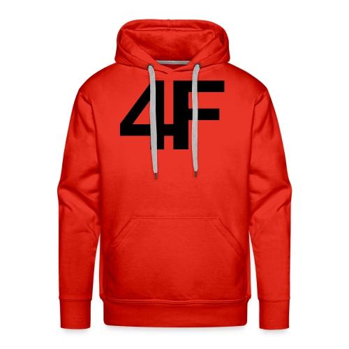 4-F - Men's Premium Hoodie