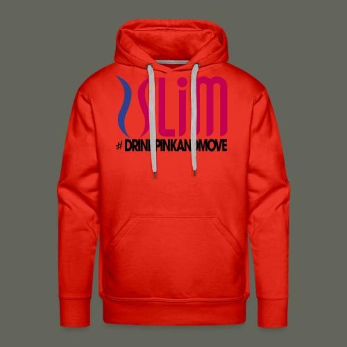 Plexus_Slim_shirt - Men's Premium Hoodie