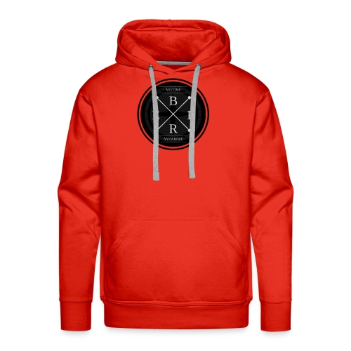 B.E.E.R. Anytime, Anywhere - Men's Premium Hoodie