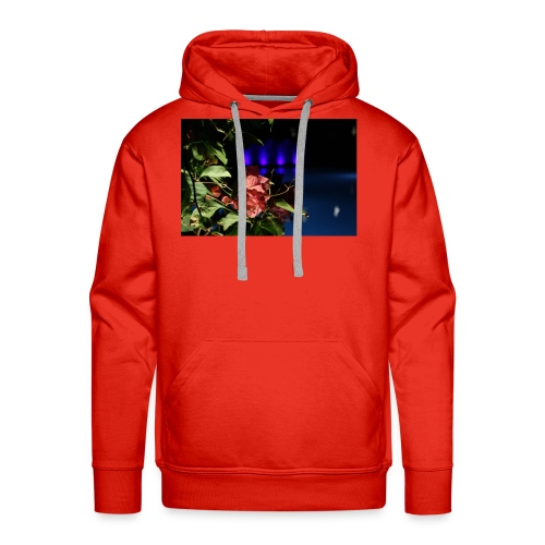 Chilly Rose - Men's Premium Hoodie