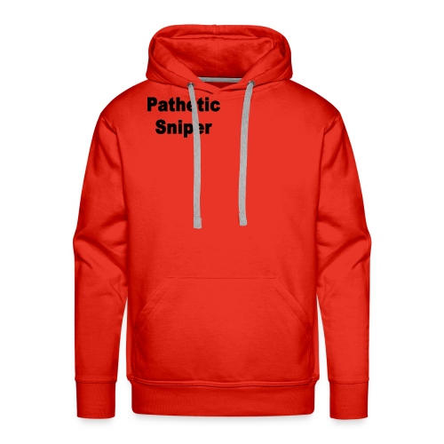 PatheticSniper Sweater - Men's Premium Hoodie