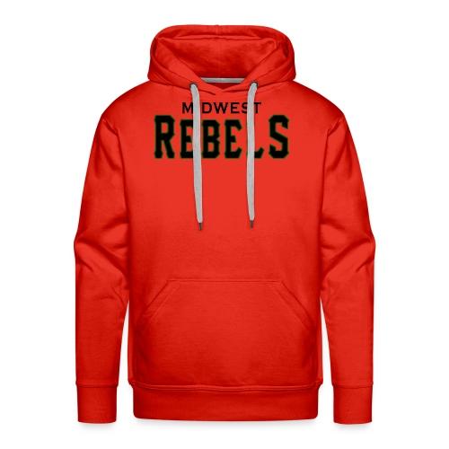Midwest Rebels - Men's Premium Hoodie