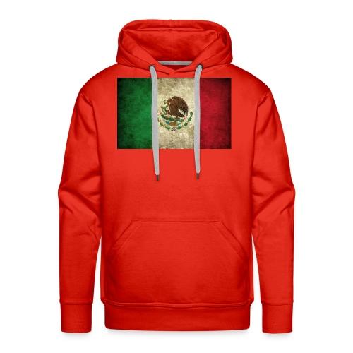 Mexico flag t-shirts etc - Men's Premium Hoodie