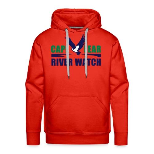 Cape Fear River Watch Logo - Men's Premium Hoodie