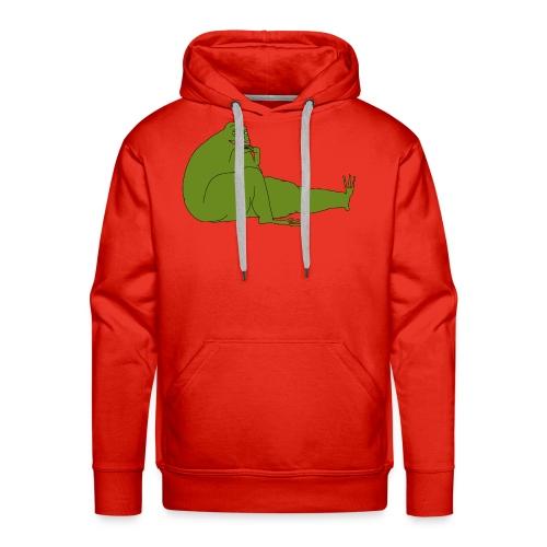 Smug Pepe - Men's Premium Hoodie