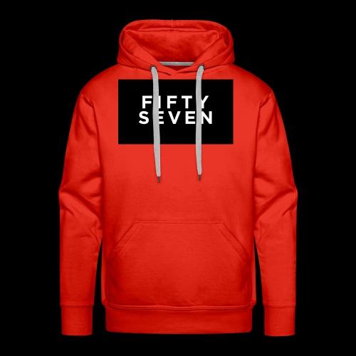 Fifty-Seven - Men's Premium Hoodie