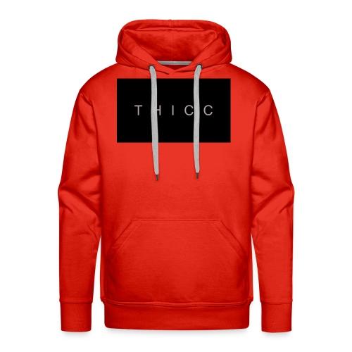 T H I C C T-shirts,hoodies,mugs etc. - Men's Premium Hoodie